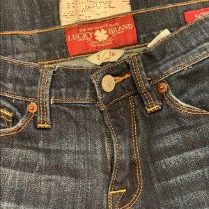 Lucky Brand Jeans - Lucky Sofia bootcut